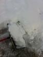 shoveling snow photo