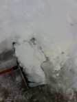 shoveling snow photo